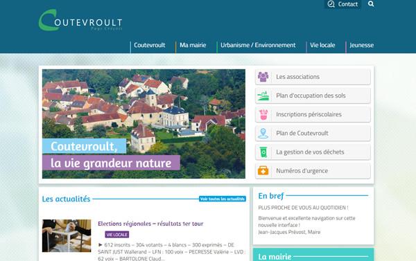 Mairie de Coutevroult
