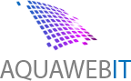 Aquawebit Logo