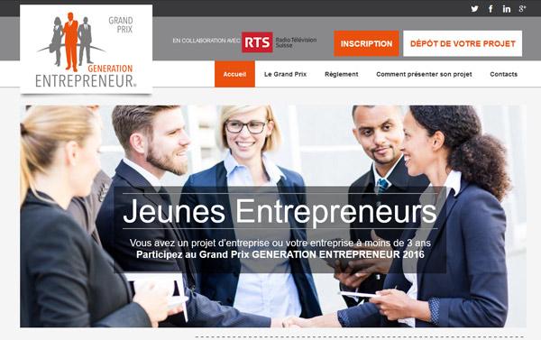 Génération Entrepreneur